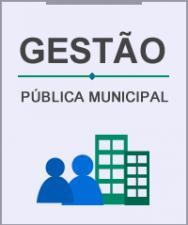 Especialização em Gestão Pública Municipal